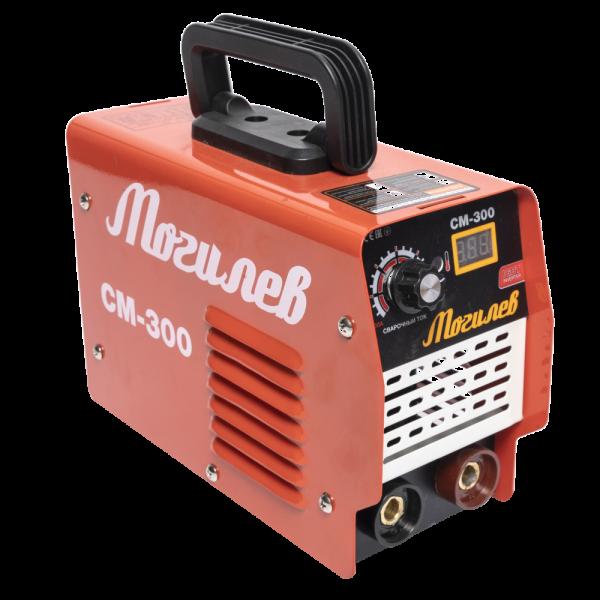 Aparat de sudura invertor MOGHILEV CM-300 , 300 AH, accesorii incluse, electrozi 1.6-4MM 1