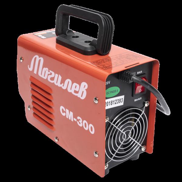 Aparat de sudura invertor MOGHILEV CM-300 , 300 AH, accesorii incluse, electrozi 1.6-4MM 2