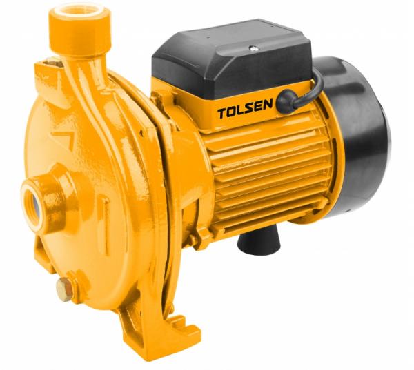 Pompa apa centrifuga de suprafata, aspiratie de la 8 m, 750 W TOLSEN ROMANIA 0