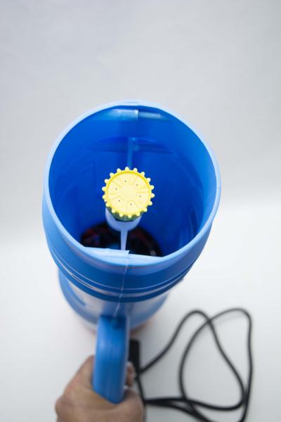 Atomizor electric portabil, pentru pompa stropit cu acumulator de 12V 8Ah 4