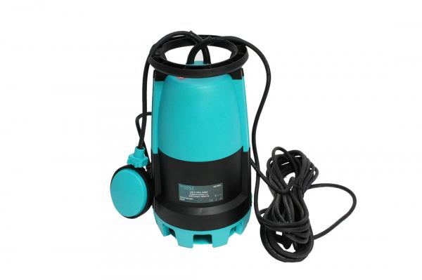 Pompa submersibila DETOOLZ, 400W, apa curata/murdara, 3in1 3