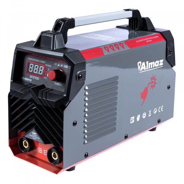 Invertor de sudura Almaz SP270D, 270A, Profesional, AZ-ES010 2
