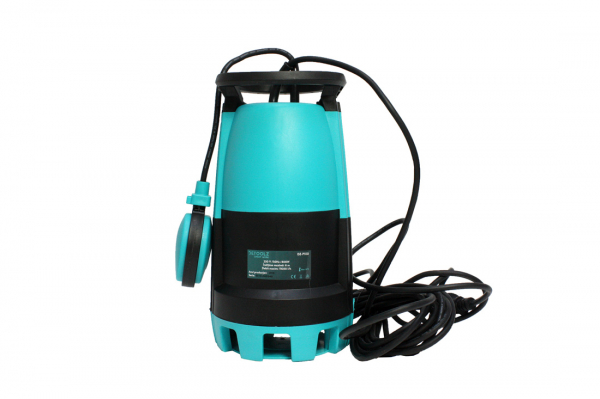 Pompa submersibila DETOOLZ, 400W, apa curata/murdara, 3in1 0