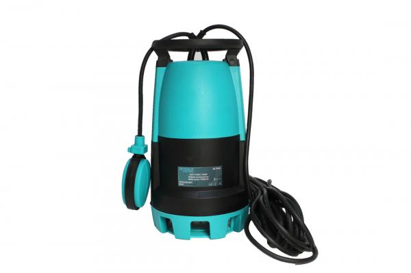 Pompa submersibila DETOOLZ, 750W, apa curata/murdara, 3in1 6