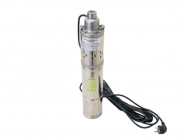 Pompa apa submersibila OTEL INOXIDABIL, 789 W, Diametru 92mm, Refulare la 60 m 0