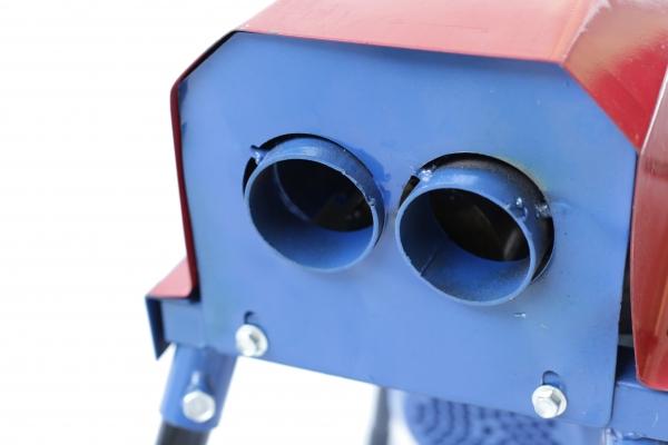 Batoza de curatat porumbul electrica ( DUBLA ) 2.2 KW turatie 2800 rpm [4]