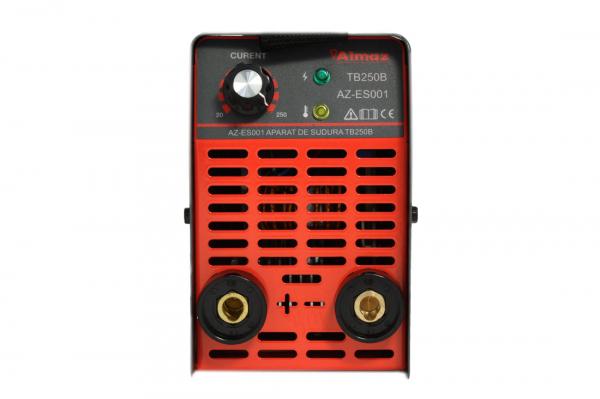 Invertor de sudura Almaz AZ-ES001 250A Electrod 1.6-4mm, accesorii incluse 4