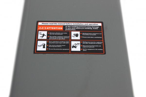 Invertor de sudura Almaz AZ-ES001 250A Electrod 1.6-4mm, accesorii incluse 7