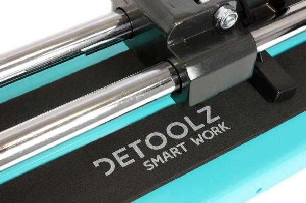 Aparat debitare gresie si faianta - 600mm, grosime 16mm, posibilitate taiere in unghi 45ᵒ DETOOLZ 9