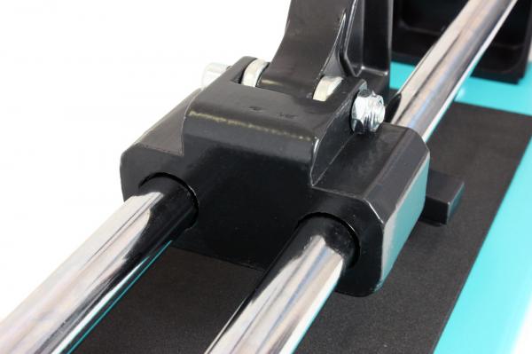 Aparat debitare gresie si faianta - 600mm, grosime 16mm, posibilitate taiere in unghi 45ᵒ DETOOLZ 2