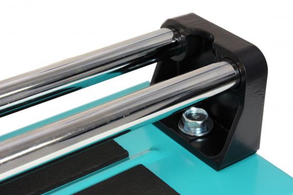Aparat debitare gresie si faianta - 600mm, grosime 16mm, posibilitate taiere in unghi 45ᵒ DETOOLZ 11
