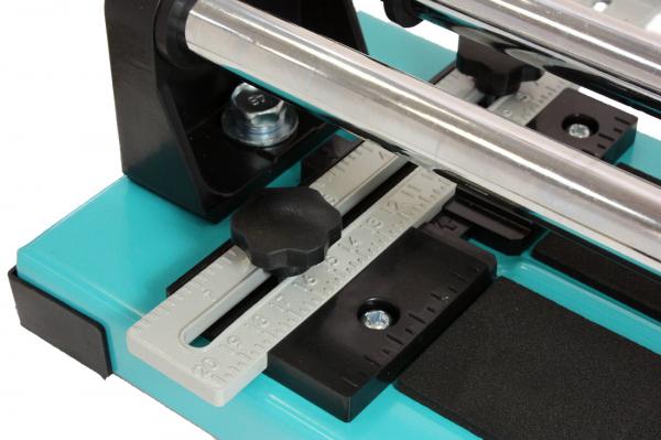 Aparat debitare gresie si faianta - 600mm, grosime 16mm, posibilitate taiere in unghi 45ᵒ DETOOLZ [12]
