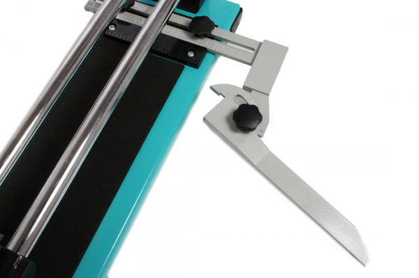 Aparat debitare gresie si faianta - 600mm, grosime 16mm, posibilitate taiere in unghi 45ᵒ DETOOLZ 15