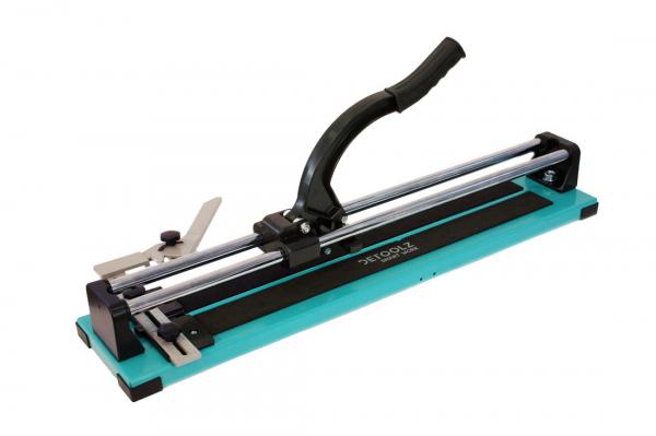 Aparat debitare gresie si faianta - 600mm, grosime 16mm, posibilitate taiere in unghi 45ᵒ DETOOLZ 6
