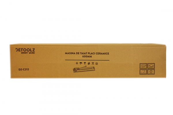 Masina de taiat placi ceramice lungime 600mm, grosime 12mm, taiere directa liniara [13]