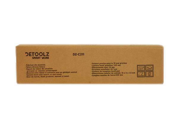 Dispozitiv de taiere gresie si faianta Detoolz 400 mm 13