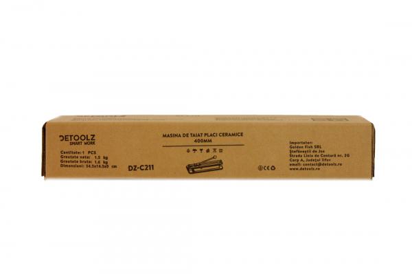 Dispozitiv de taiere gresie si faianta Detoolz 400 mm 2