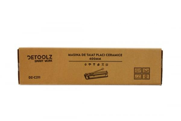 Dispozitiv de taiere gresie si faianta Detoolz 400 mm 10