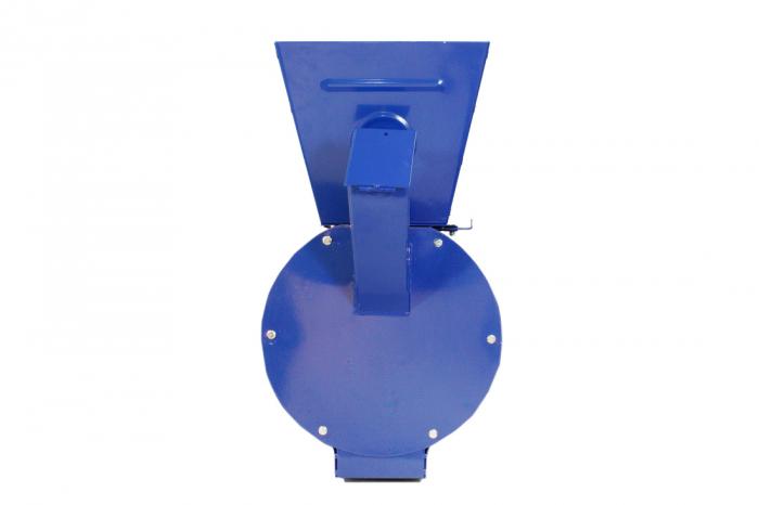 Moara electrica ruseasca albastra 3.5kW, 100% cupru, 400 de kg pe ora. 1