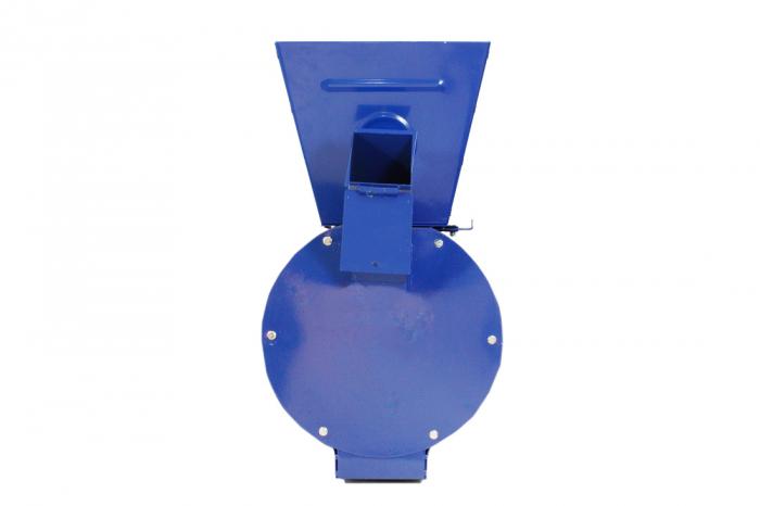 Moara electrica ruseasca albastra 3.5kW, 100% cupru, 400 de kg pe ora. 2
