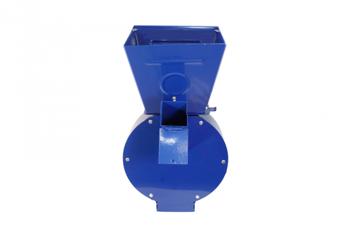 Moara electrica ruseasca albastra 3.5kW, 100% cupru, 400 de kg pe ora. 3