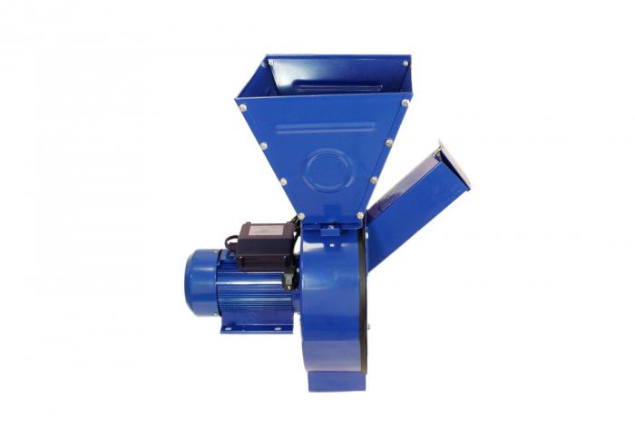 Moara electrica ruseasca albastra 3.5kW, 100% cupru, 400 de kg pe ora. 7