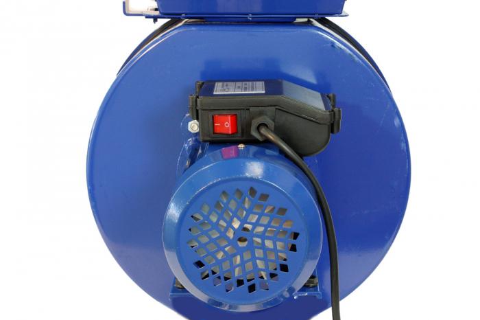 Moara electrica ruseasca albastra 3.5kW, 100% cupru, 400 de kg pe ora. 9