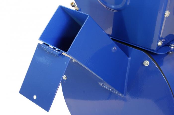 Moara electrica ruseasca albastra 3.5kW, 100% cupru, 400 de kg pe ora. 10