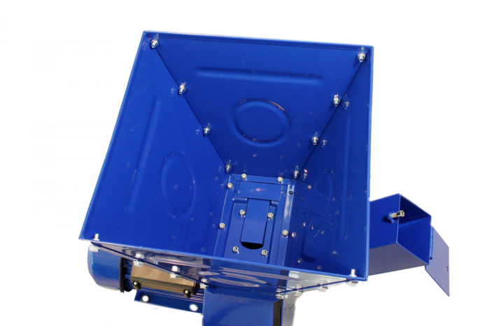 Moara electrica ruseasca albastra 3.5kW, 100% cupru, 400 de kg pe ora. 11