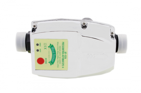 Presostat electronic prescontrol automat, 1tol, 1.1kW, IP65 7