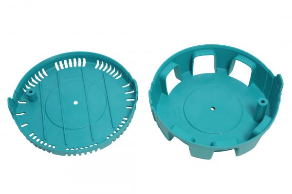 Pompa submersibila DETOOLZ, 400W, apa curata/murdara, 3in1 8