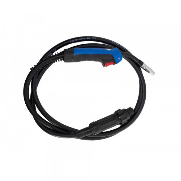 Invertor industrial MMA + MIG Procraft SPI 320 + Set cabluri si furtun MIG, 320 A 2