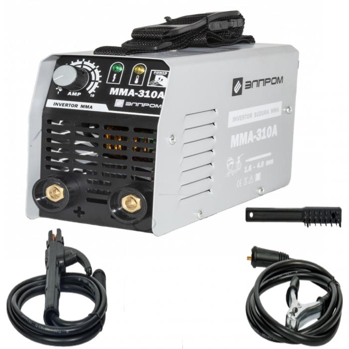 Aparat de Sudura Invertor ELPROM MMA 310A, diametru electrod 1.6 - 4 mm 0