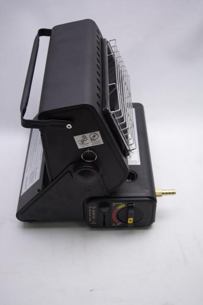 Aragaz portabil si incalzitor Micul Fermier 2 in 1 [6]