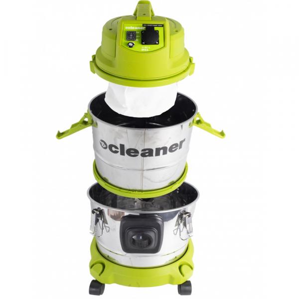 Aspirator industrial CLEANER VC1600, 38L, 1600W 1