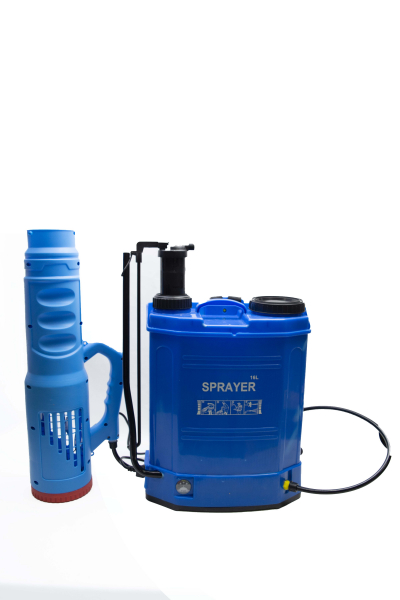 Atomizor electric portabil, pentru pompa stropit cu acumulator de 12V 8Ah 5