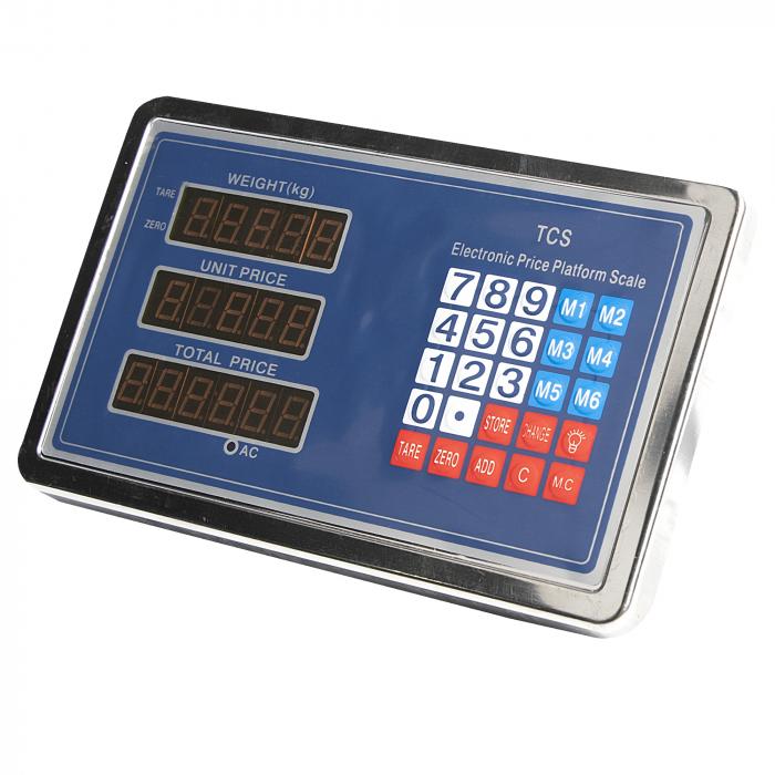 Cantar electronic cu platforma 600 kg WI-FI ( FARA FIR ), uz personal [7]