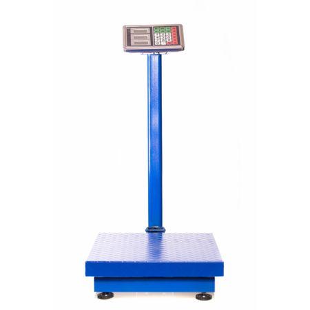 Cantar electronic cu platforma si brat basculabil 500 kg [0]