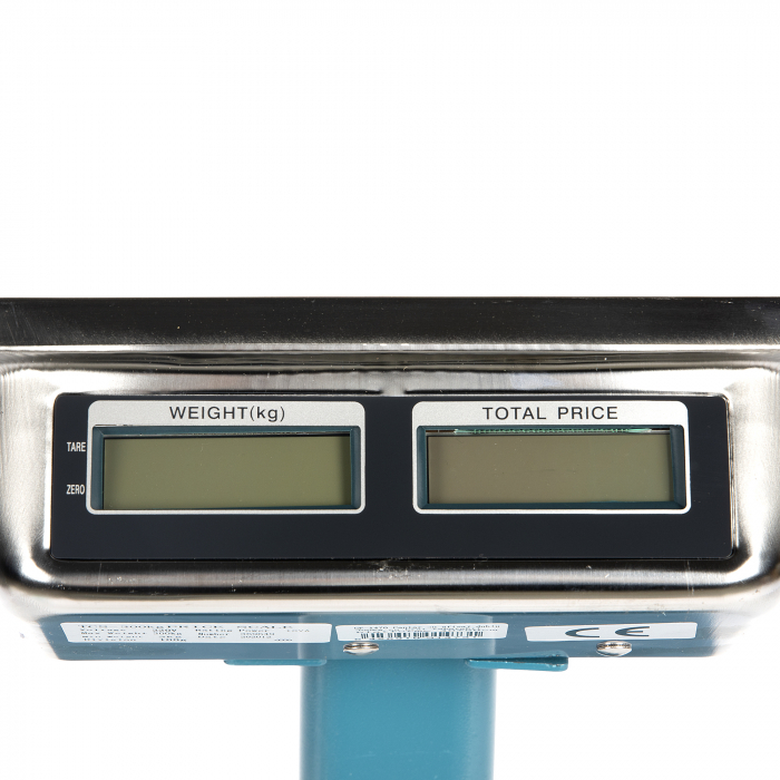 Cantar Platforma de 300Kg, Brat rabatabil, tabla striata, platforma 40x50cm, [4]