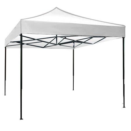 Cort Pavilion pliabil 3 x 3m Pliabil Cadru Metal pentru Curte, Gradina, Evenimente 0