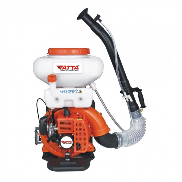 Atomizor Tatta TT-A14PO, putere motor 1.83kW, 2 timpi, 1.5 l, benzina, viteza de rotire 7500r/min 0