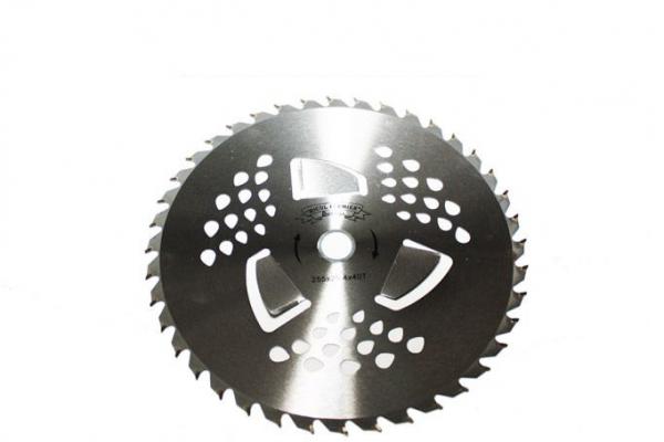 Disc pentru motocositoare motocoasa nr. 10 (255) cu vidia si aripioare [0]