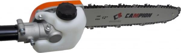 Dispozitiv drujba pentru motocositoare 28mm*9 dinti pentru taiat crengi la inaltime CAMPION [2]