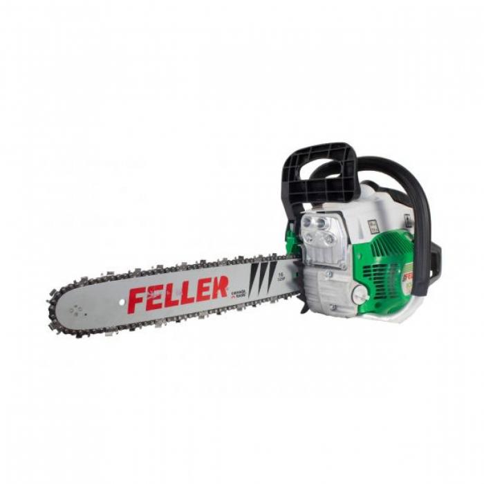 Drujba pe benzina Feller ECS400, 5.8 CP (4300 W), 3600 rpm 1