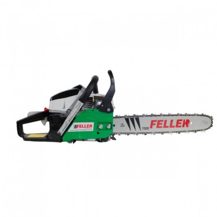 Drujba pe benzina Feller ECS400, 5.8 CP (4300 W), 3600 rpm 3
