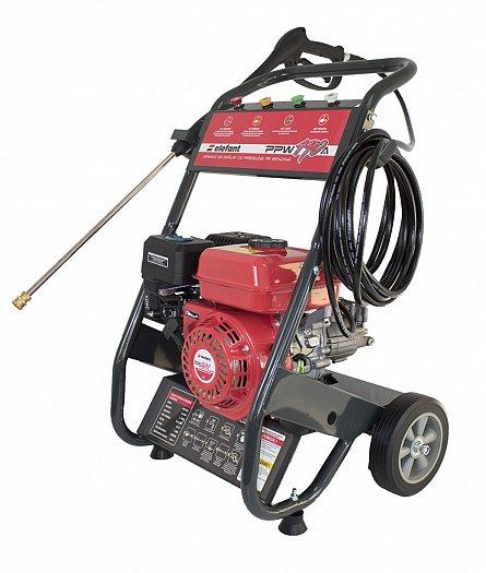 Aparat de spalat cu presiune pe benzina Elefant PPW 190A, 6.5 CP, 165 bari, 3600 rpm, Accesorii 5