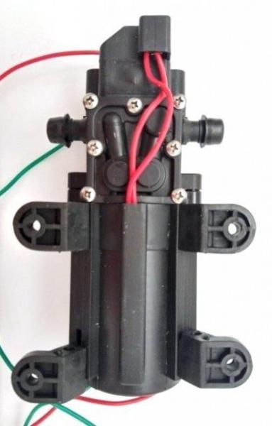 Pompa cu automorsare 5,5 Bari, debit: 3.1 L/min, 12V - 2,2 A 5
