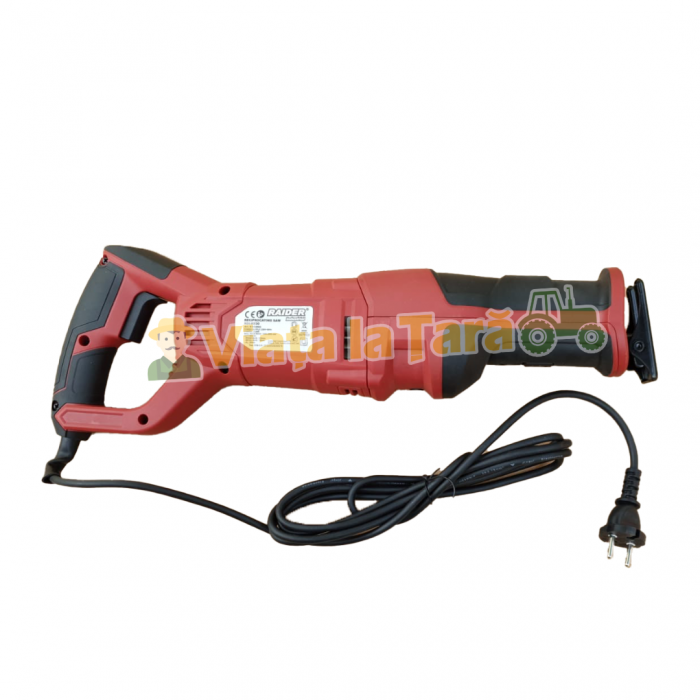 Fierastrau sabie profesional 1200 W, cu LED Raider Industrial RDI-RS30 5