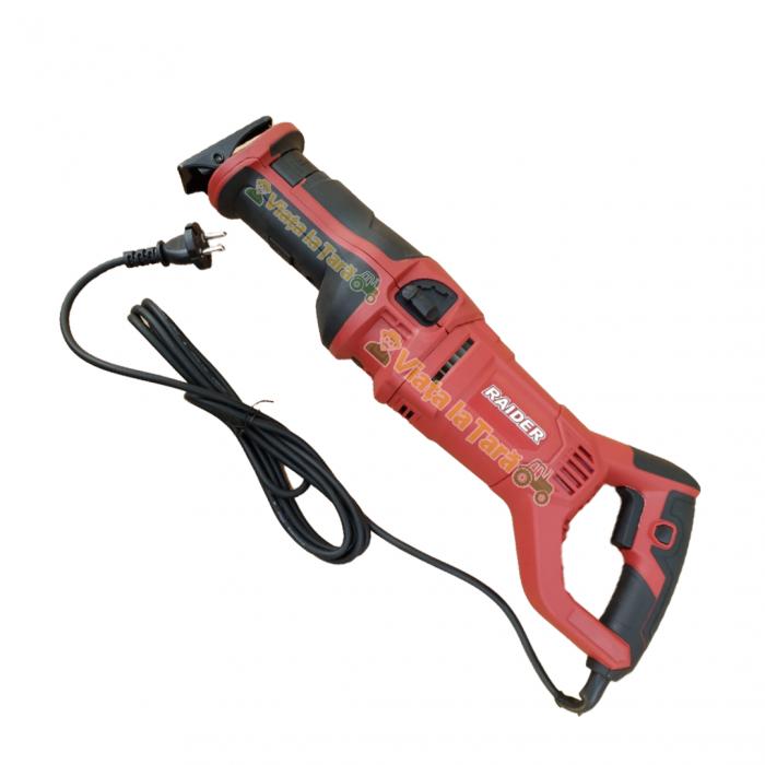 Fierastrau sabie profesional 1200 W, cu LED Raider Industrial RDI-RS30 1
