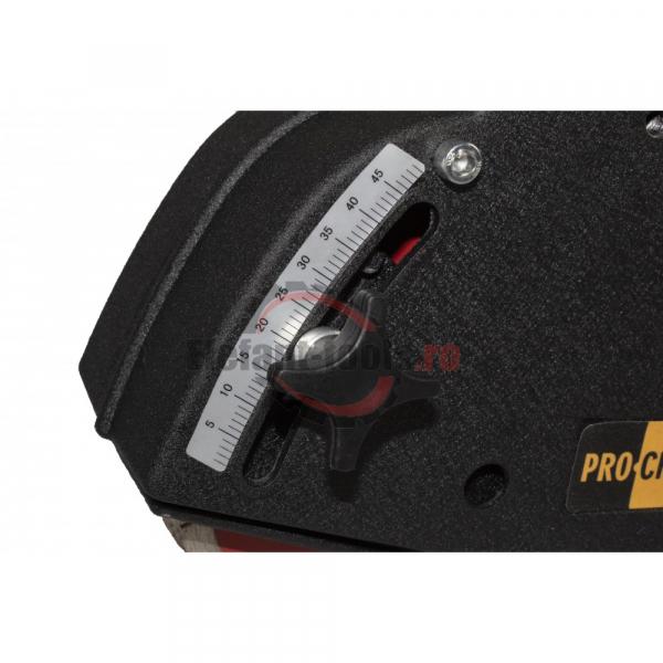 Freza canelat pentru taiere beton, 1700W, 7000RPM, discuri 150mm, Procraft PM1700-150 6